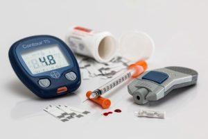 diabetes test kit insulin